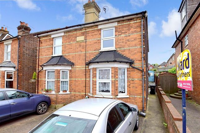 Thumbnail Semi-detached house for sale in Hectorage Road, Tonbridge, Kent