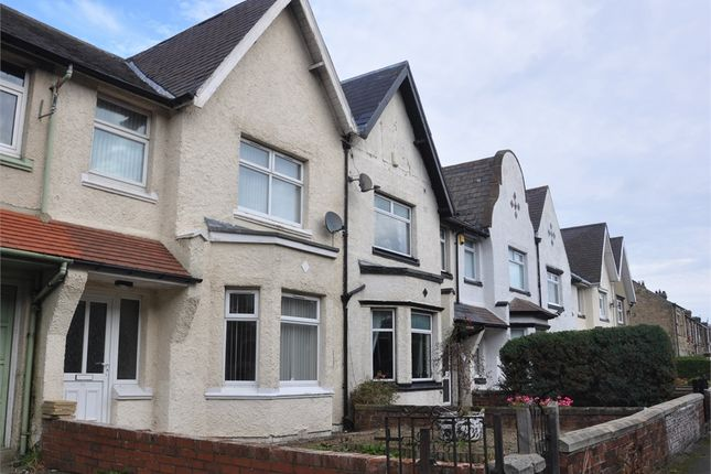 Thumbnail Terraced house to rent in The Avenue, Consett, Durham.