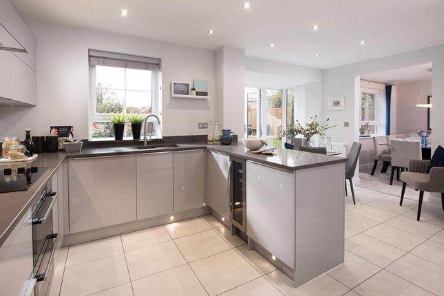 "Kitchen of ""Cambridge"" at Rykneld Road, Littleover, Derby DE23"