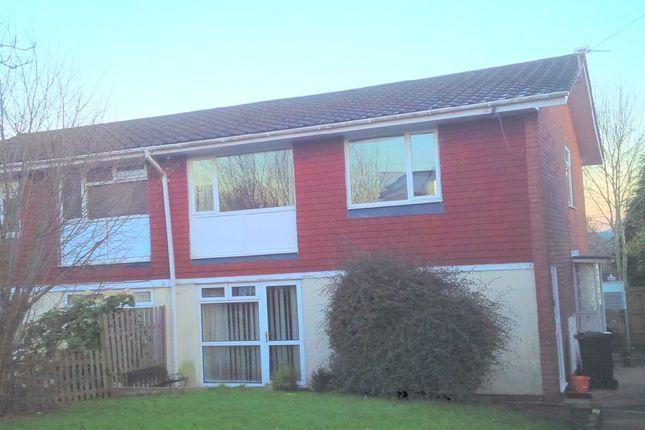 Thumbnail Flat to rent in Northfield Road, Caerleon, Newport