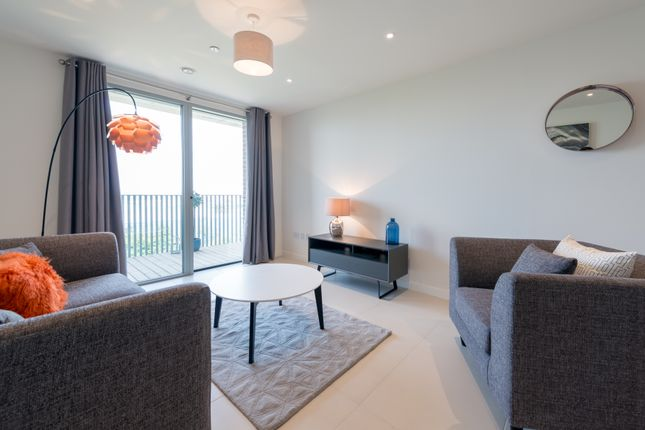Thumbnail Flat to rent in Victoria Road, North Acton