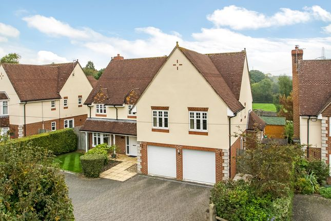 Thumbnail Detached house for sale in Thompsons Lane, Denmead, Waterlooville
