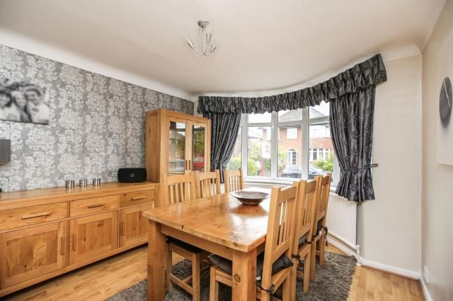 Dining Room of Derwent Drive, Handforth, Cheshire, . SK9