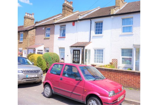 Thumbnail Terraced house for sale in Eden Road, Beckenham