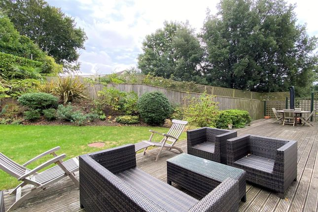 Terrace of Munster Road, Lower Parkstone, Poole BH14