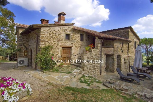 Land for sale in Anghiari, Tuscany, Italy