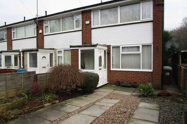 2 Bed Semi Detached House For Sale In Oswald Street Shaw Oldham