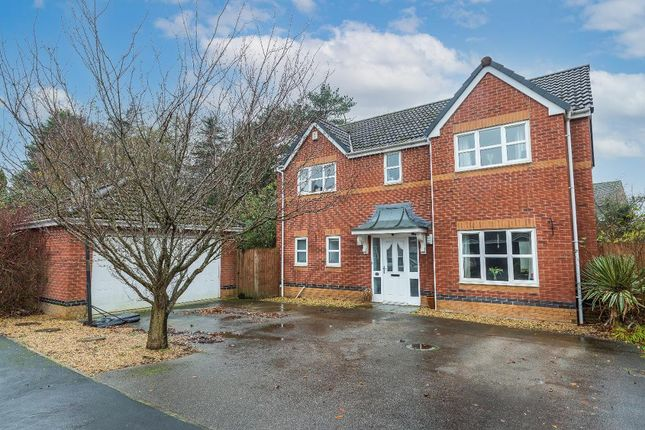 Thumbnail Detached house for sale in Pasture Drive, Garstang, Lancashire