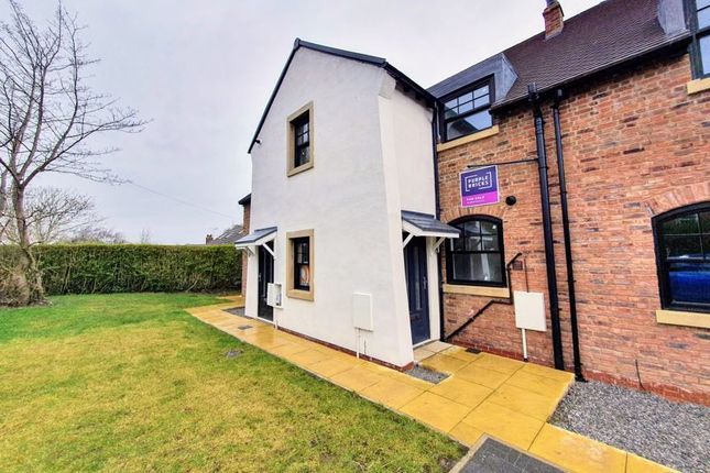 Thumbnail Flat to rent in Etterby Road, Carlisle