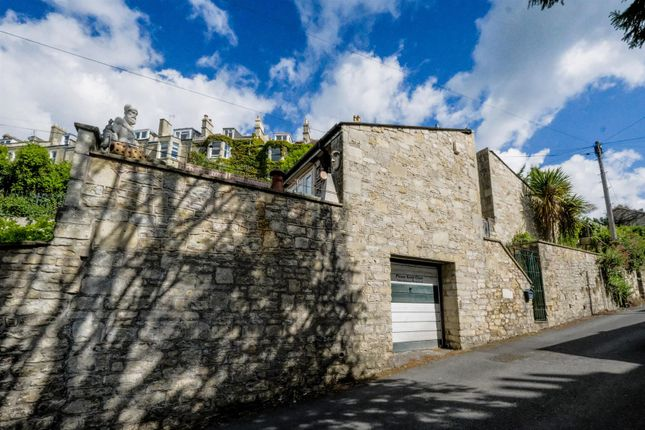 Thumbnail Detached bungalow to rent in Upper East Hayes, Bath