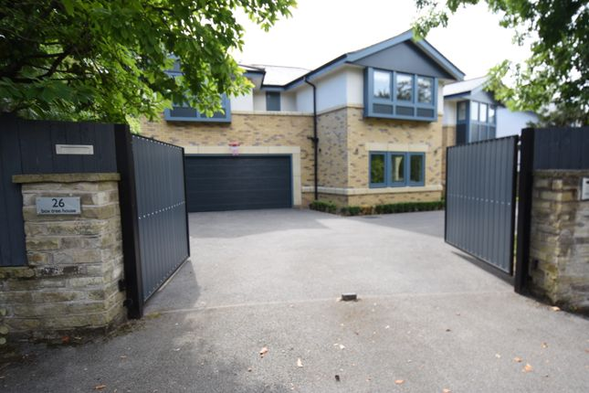 Thumbnail Detached house to rent in Delahays Drive, Hale, Altrincham