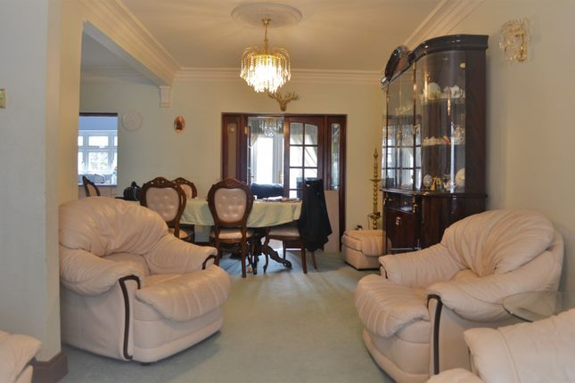 Thumbnail Semi-detached house for sale in Belvedere Avenue, Clayhall