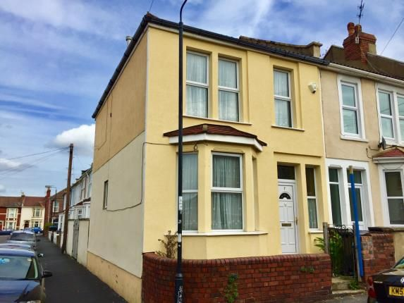 Thumbnail End terrace house for sale in Alpine Road, Easton, Bristol, City Of Bristol