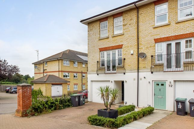 Thumbnail End terrace house for sale in Osier Crescent, Muswell Hill, London