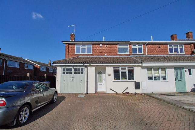 Thumbnail Semi-detached house for sale in Hilary Bevins Close, Higham-On-The-Hill, Nuneaton