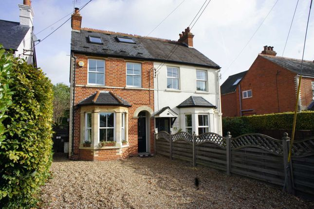 Semi-detached house for sale in Kennylands Road, Sonning Common, Reading