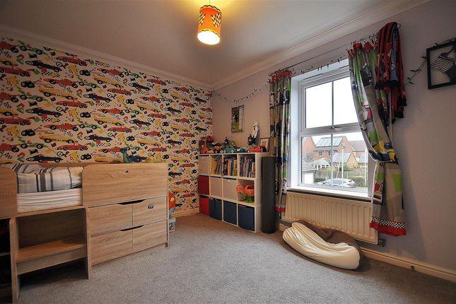 Bedroom Two of Hestia Way, Kingsnorth, Ashford TN23