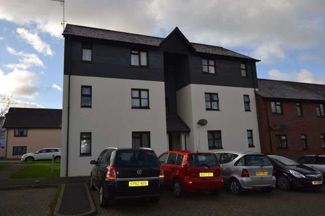 Thumbnail Flat to rent in Hollowtree Court, Barnstaple