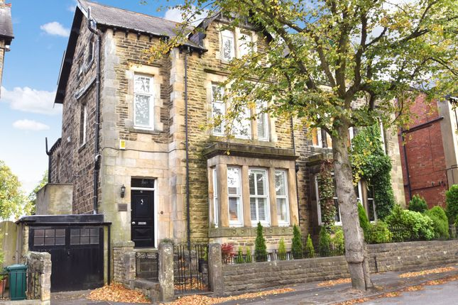 Thumbnail Semi-detached house for sale in St. Georges Road, Harrogate