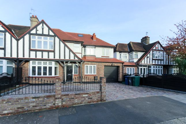 Thumbnail Semi-detached house for sale in Hillside Gardens, Edgware