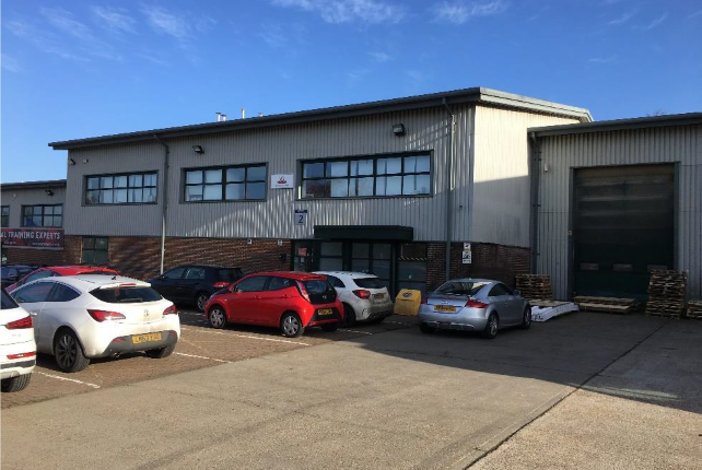 Thumbnail Industrial to let in Unit 2 Sevenoaks Enterprise Centre, Sevenoaks