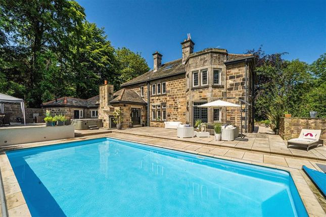 Thumbnail Detached house for sale in Ripley Road, Knaresborough, North Yorkshire