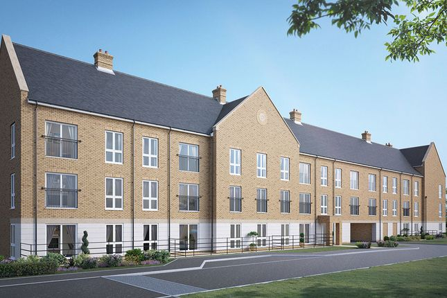 New Home 2 Bed Flat For Sale In Kingsferry Court Type 5