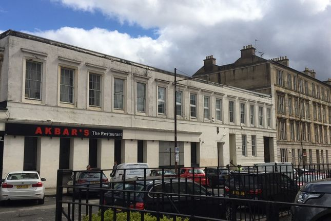 Thumbnail Flat to rent in B/1, Granville Street, Glasgow