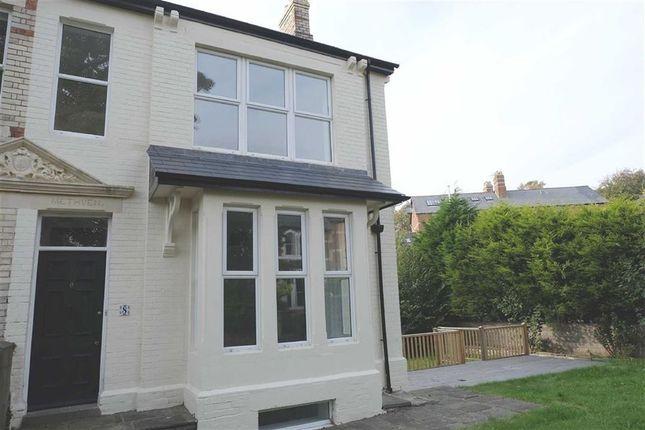 Thumbnail End terrace house for sale in Church Avenue, Penarth, Vale Of Glamorgan