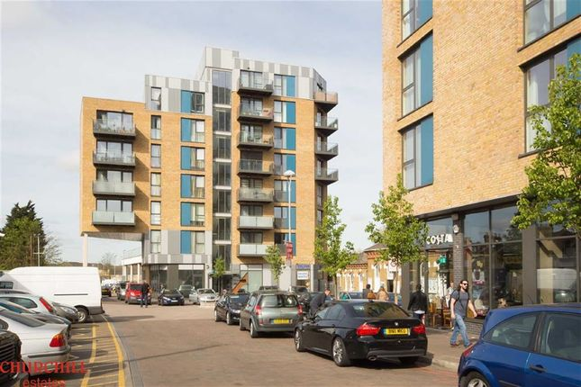 Thumbnail Flat for sale in West Central Apartments, Station Approach, Walthamstow