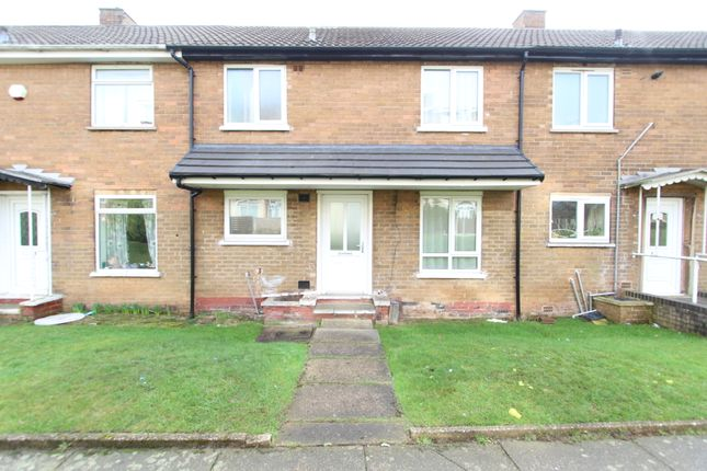 3 bed terraced house to rent in Becket Walk, Sheffield S8