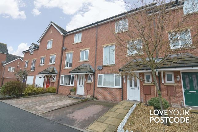 Thumbnail Town house for sale in Spirit Mews, Wednesbury
