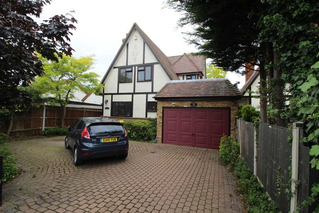 Thumbnail Detached house for sale in Imperial Avenue, Mayland, Chelmsford