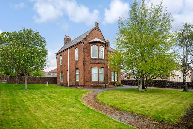 Thumbnail Detached house for sale in 27 Kilmarnock Road, Crosshouse