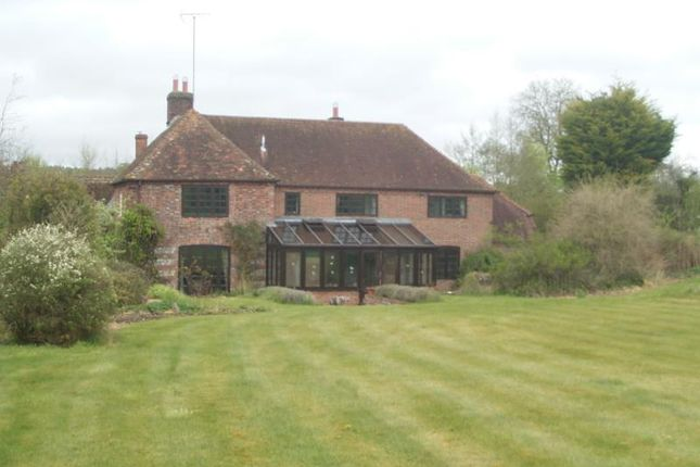 Thumbnail Detached house to rent in Upper Oakhill, Froxfield, Marlborough, 3Jt.