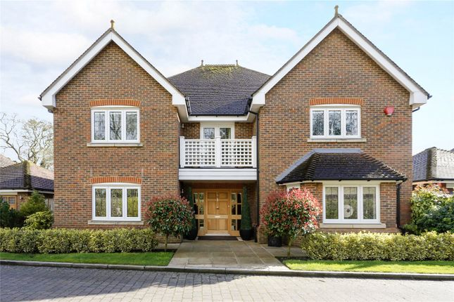 Thumbnail Detached house for sale in Eggleton Drive, Tring, Hertfordshire