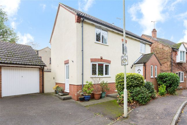 Thumbnail Detached house for sale in Admirals Walk, Chelmsford, Essex