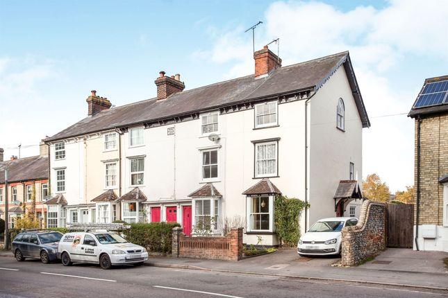 4 bed end terrace house for sale in Radwinter Road, Saffron Walden CB11
