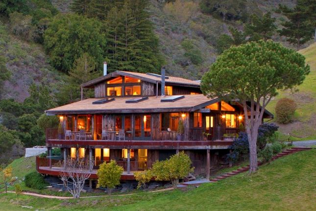 Thumbnail Property for sale in 48150 Middle Road, Big Sur Coast, Ca, 93920