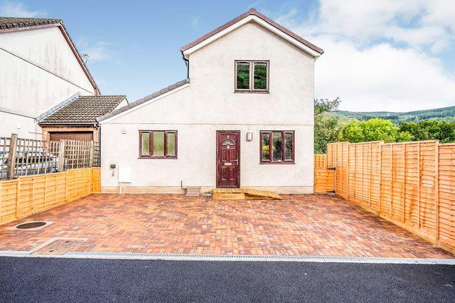 Thumbnail Detached house for sale in Trem Y Dyffryn, Clyne, Neath