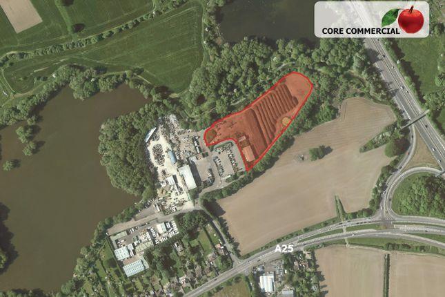 Thumbnail Land to let in Main Road, Sundridge, Sevenoaks