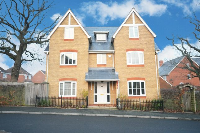 Thumbnail Detached house for sale in Buckridge Lane, Dickens Heath, Shirley, Solihull