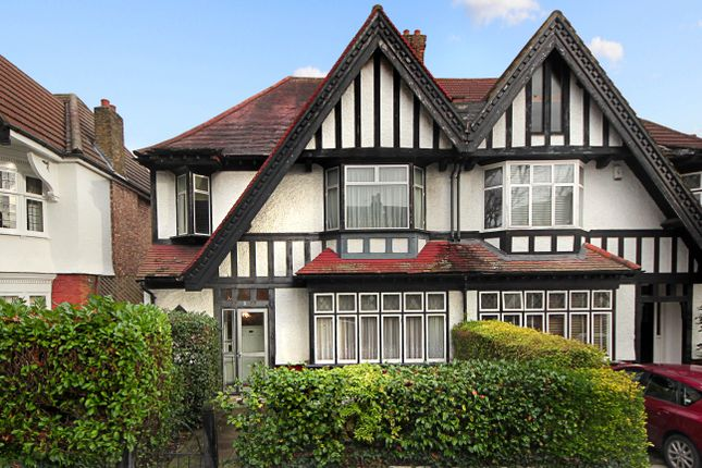 Thumbnail Semi-detached house for sale in Hart Grove, London