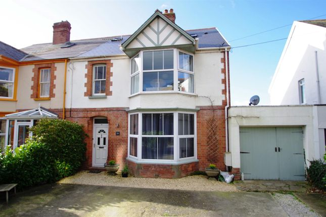 4 bed semi-detached house for sale in Hills View, Braunton