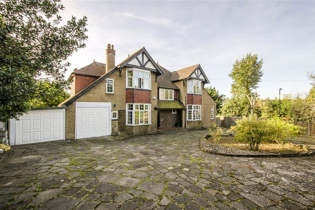 Thumbnail Detached house for sale in Gibsons Hill, London