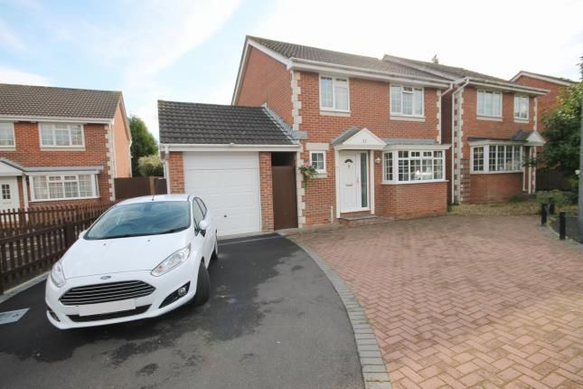 Thumbnail Detached house for sale in Crows Grove, Bradley Stoke, Bristol, South Gloucestershire