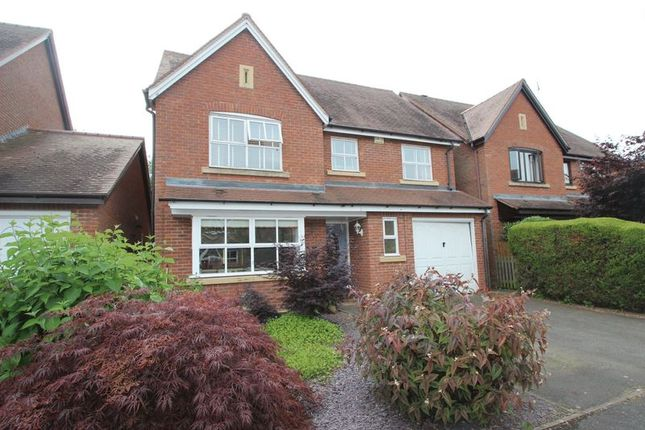 Thumbnail Detached house for sale in Millers Bank, Broom, Alcester