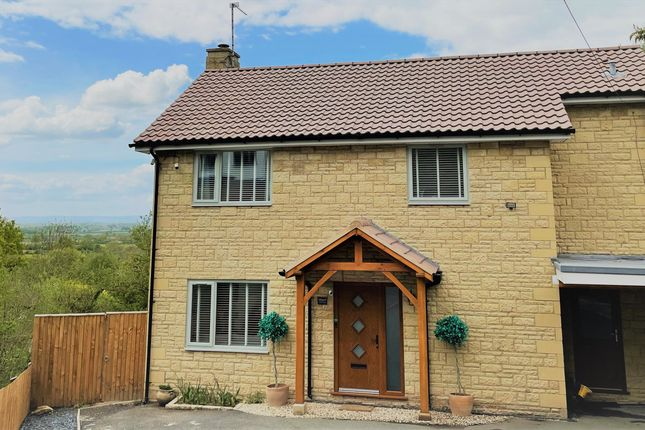 Thumbnail Detached house for sale in Haymes Drive, Cleeve Hill, Cheltenham, Gloucestershire GL52.