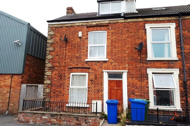 Thumbnail End terrace house to rent in Moorfield, Bridlington