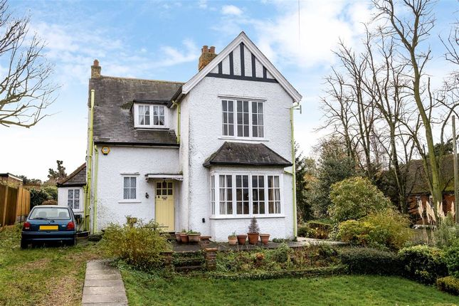 Thumbnail Detached house for sale in Harefield Road, Uxbridge, Middlesex